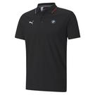 Puma BMW 黑色 男款 短袖 POLO衫 上衣 運動 高爾夫 排汗 棉質 透氣 短袖 polo衫 59800601