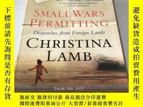 二手書博民逛書店small罕見wars permitting christina