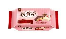 77新貴派-花生草莓綜合包132g/包【合迷雅好物超級商城】