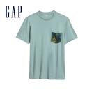 Gap男裝舒適透氣圓領短袖T恤58646...