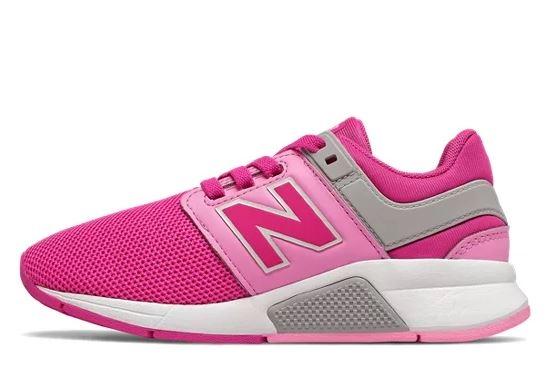 New Balance 粉色幼童4-7歲運動鞋-NO.PH247FE