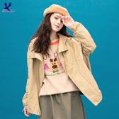【秋冬降價款】American Bluedeer - 圓領針織上衣(魅力價)   秋冬新款