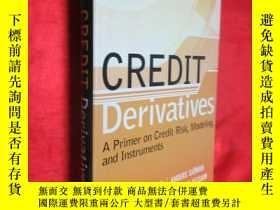 二手書博民逛書店Credit罕見Derivatives: Understandi