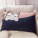 Kiro貓‧賓士貓 水洗布 拉鍊 枕頭套/不含枕心【830012003】