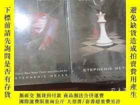 二手書博民逛書店breaking罕見dawn、new moonY11920 Stephenie Meyer(斯蒂芬妮.梅爾)