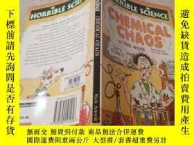 二手書博民逛書店CHEMICAL罕見CHAOS化學混沌Y200392