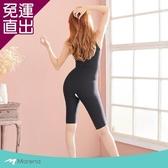 MARENA 強效完美塑形系列 護腰美背膝上式收腹塑身衣 (黑色)【免運直出】