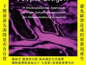 二手書博民逛書店Grading罕見With A Purple Crayon: A Developmental Approach T