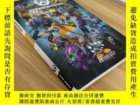 二手書博民逛書店Overwatch:罕見Anthology Volume 1Y2