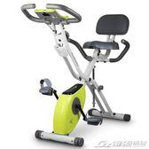 超靜音動感單車家用磁控健身車折疊室內自行車健身器材  潮流前線
