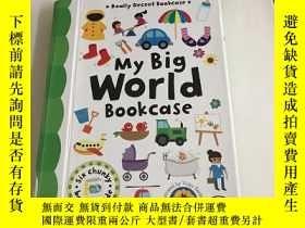 二手書博民逛書店My罕見Big world Bookcase)6本合售 )帶盒Y13534 Really Decent Boo