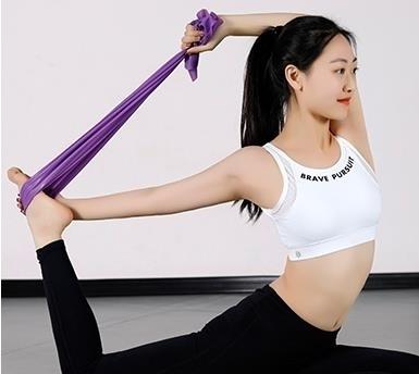 阻力帶奧義瑜伽彈力帶女健身阻力帶力量訓練翹臀彈力圈男拉伸運動拉力帶 風馳