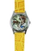 【卡漫城】 海賊王 手錶 娜美 ㊣版 One Piece 航海王 Nami 天候棒 皮革錶 女錶 男錶 兒童錶