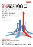 (二手書)領導最好的自己:成就自我理想與夢想的職涯旅圖