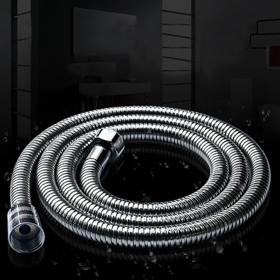 淋浴軟管 熱水軟管 塑芯管 衛浴用品 軟管 淋浴管 高壓管 不鏽鋼 蓮蓬頭軟管 【A009】慢思行