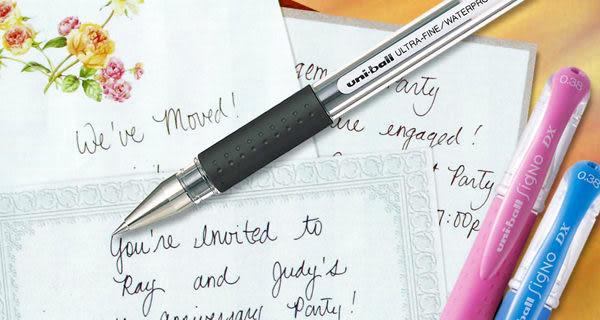 UNI UM151 0.5細字鋼珠筆