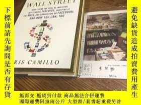 二手書博民逛書店英文原版罕見laughing at Wall Street -- how i beat the pros at i