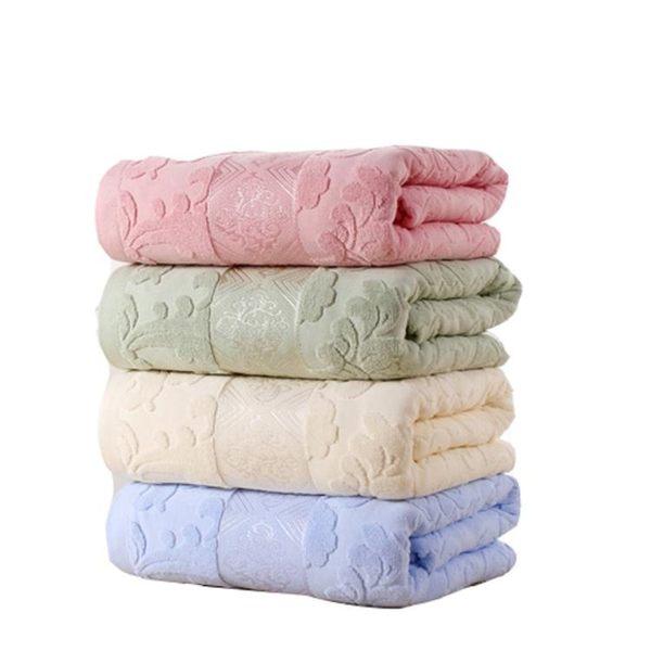 夏季老式毛巾被薄款超柔純棉單人兒童雙人空調夏涼被成人毛毯被子【博雅生活館】