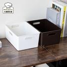 聯府博多收納盒淺型置物盒5L抽屜整理盒TBD10-大廚師百貨