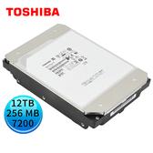 Toshiba 企業碟 12TB 3.5吋 內接硬碟 MG07ACA12TE
