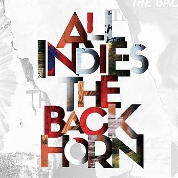 爆轟樂團 ALL INDIES THE BACK HORN 2CD 初回盤 THE BACK HORN 免運 (購潮8)