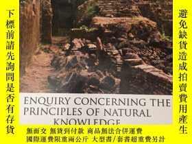 二手書博民逛書店an罕見enquirer concerning the prin