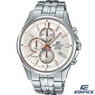 CASIO EDIFICE  經典三眼計時腕錶 EFB-530D-7A