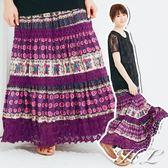 .HL超大尺碼.【15060017】可愛必備點點圖印層次兩穿式裙x洋裝 4色
