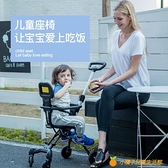 溜娃神器兒童手推車遛娃超輕便可折疊簡易雙向寶寶高景觀嬰兒推車【小橘子】
