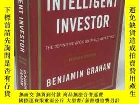 二手書博民逛書店The罕見Intelligent Investor (Revised Edition) 【英文原版,修訂版,品近