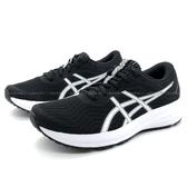 《7+1童鞋》ASICS 亞瑟士 WOMEN PATRIOT 12 透氣 機能包覆 運動鞋 慢跑鞋 5267 黑色