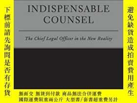 二手書博民逛書店Indispensable罕見Counsel: The Chie