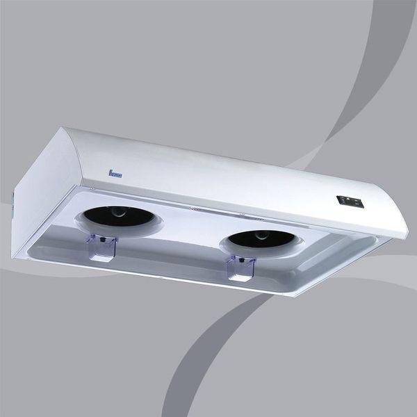和成 HCG 90公分標準型不鏽鋼抽油煙機 SE-186SXL
