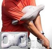 高爾夫揮桿練習用品高爾夫手臂矯正器練習器訓練輔助用品 【快速出貨】