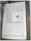 【麗室衛浴】陶瓷洗衣槽 尺寸630x405x360 P-309