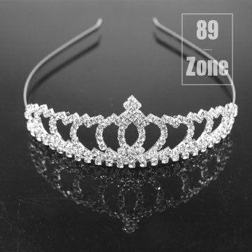 髮箍 89 zone 公主皇冠髮箍 196200304