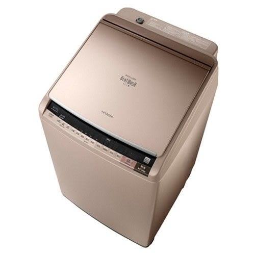 【HITACHI日立】10KG日製變頻洗脫烘洗衣機 SFBWD10W 含基本安裝服務