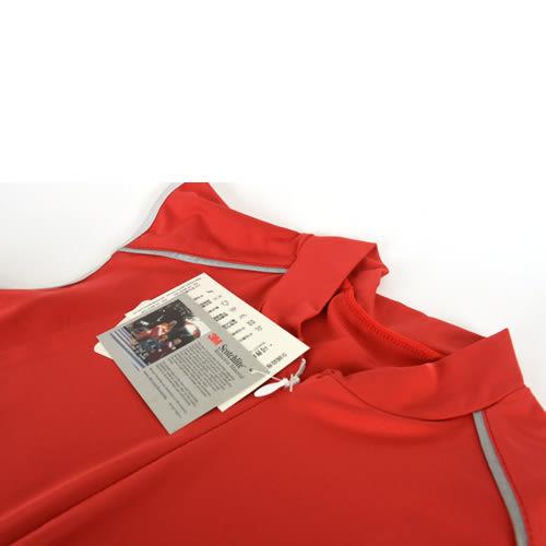 ★撿便宜★SPORTY司普堤 女性粉紅無袖車衣(超柔觸感)-玫瑰Rosia系列C0090(紅色S