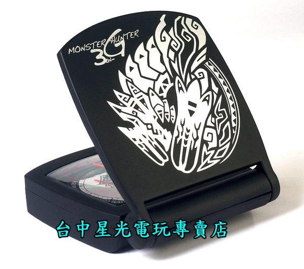 【特典商品 可刷卡】☆ 魔物獵人3G e-capcom限定特典 碎龍樣式鬧鐘 時鐘 ☆全新品【台中星光電玩】