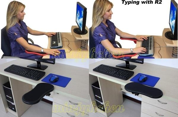 【JIS 】F004 電腦手托架 電腦護手托架 電腦手臂支撐架 手臂支撐架 滑鼠支撐架 護腕支架