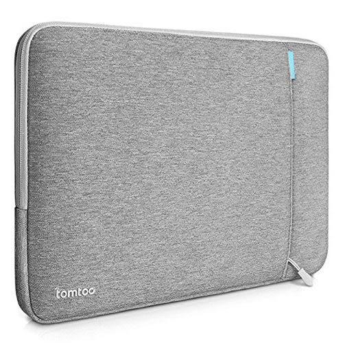 【美國代購】Tomtoc 360° 防摔保護 Laptop Sleeve for MacBook Air/Pro 13.3 inch (2012 Late-2016 Early)-灰色