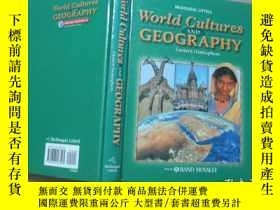 二手書博民逛書店World罕見Cultures and Geography --