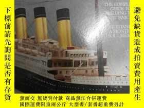 二手書博民逛書店Titanic罕見zum Selberbauen: A Comp
