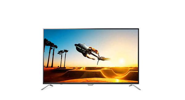 免運費 飛利浦 PHILIPS 4K UHD 超薄 智慧型 電視/顯示器+視訊盒 55PUH7082/96