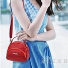 2020新款韓版潮女網紅小背包軟皮多層手機包單肩背斜挎包包女 小時光生活館