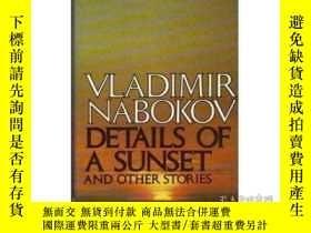 二手書博民逛書店Details罕見Of A Sunset And Other StoriesY364682 Vladimir