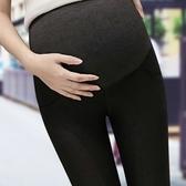 孕婦打底褲外穿鉛筆長褲九分托腹褲子春夏天