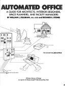 二手書 Designing the Automated Office: A Guide for Architects, Interior Designers, Space Planners, and R2Y 0823071367