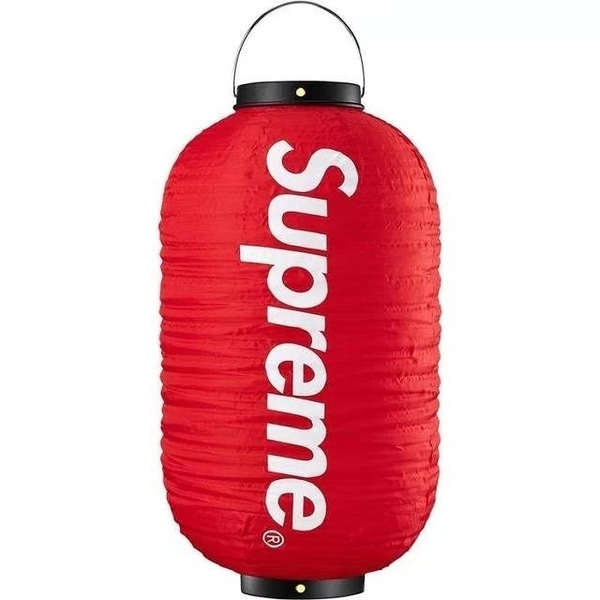 【陸壹捌現貨折後$3780】Supreme Hanging Lantern 燈籠 經典 紅白 潮流 FW19