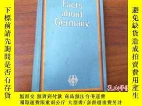 二手書博民逛書店《facts罕見about germany》Y135958